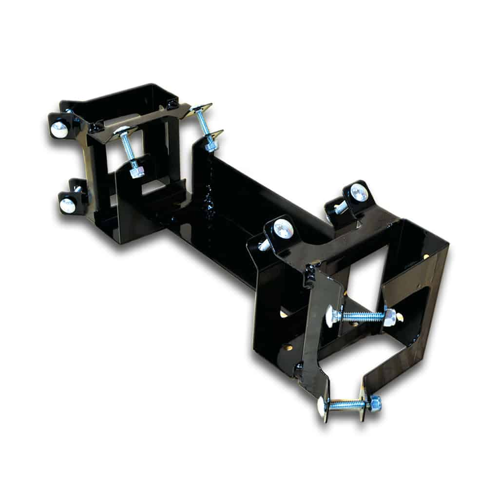 2X4 Rack Structure – 16″