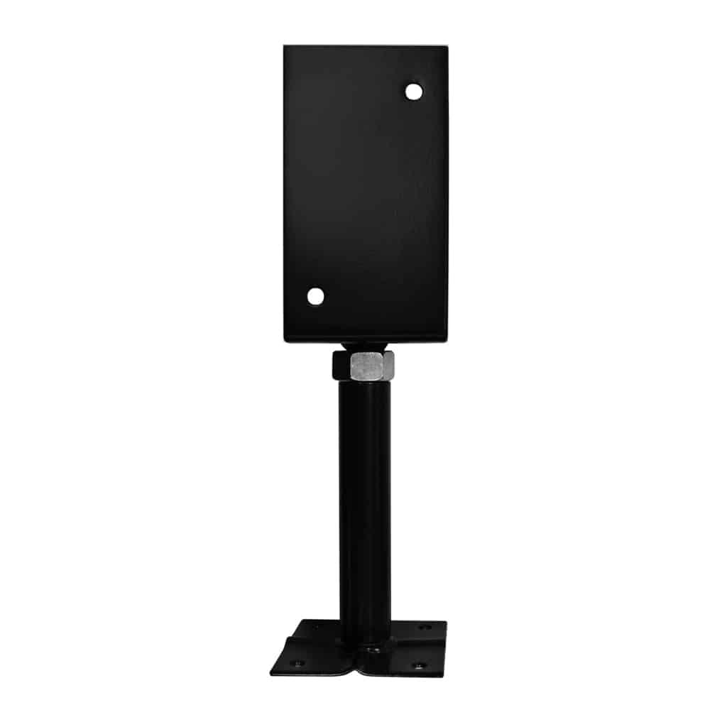Adjustable deck support 44 – Black