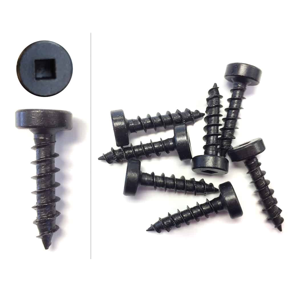 Deck Track screws #10 x ⅞ po (300 pcs)
