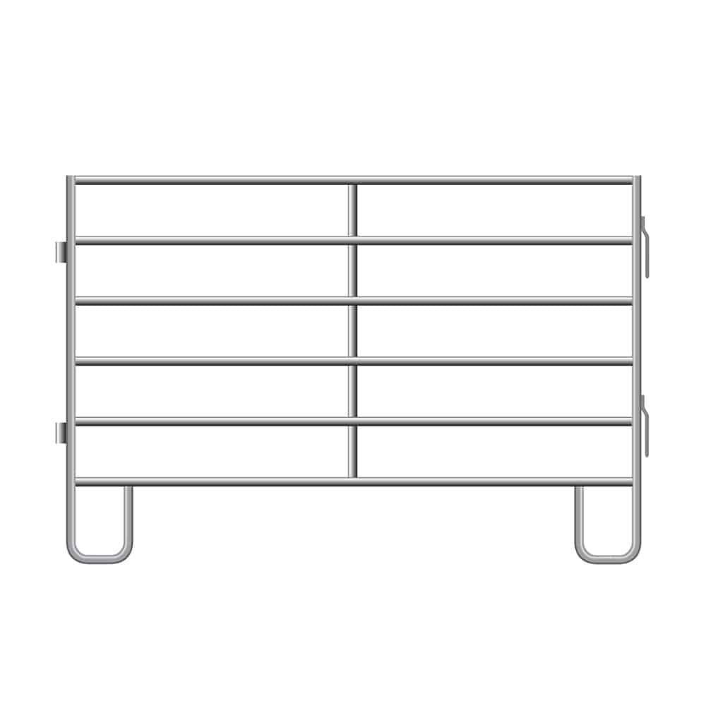 Sturdy Corral Panel 7'6″ x 5′
