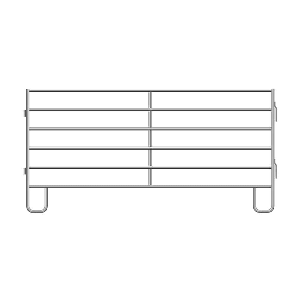 Sturdy Corral Panel 10′ x 5′