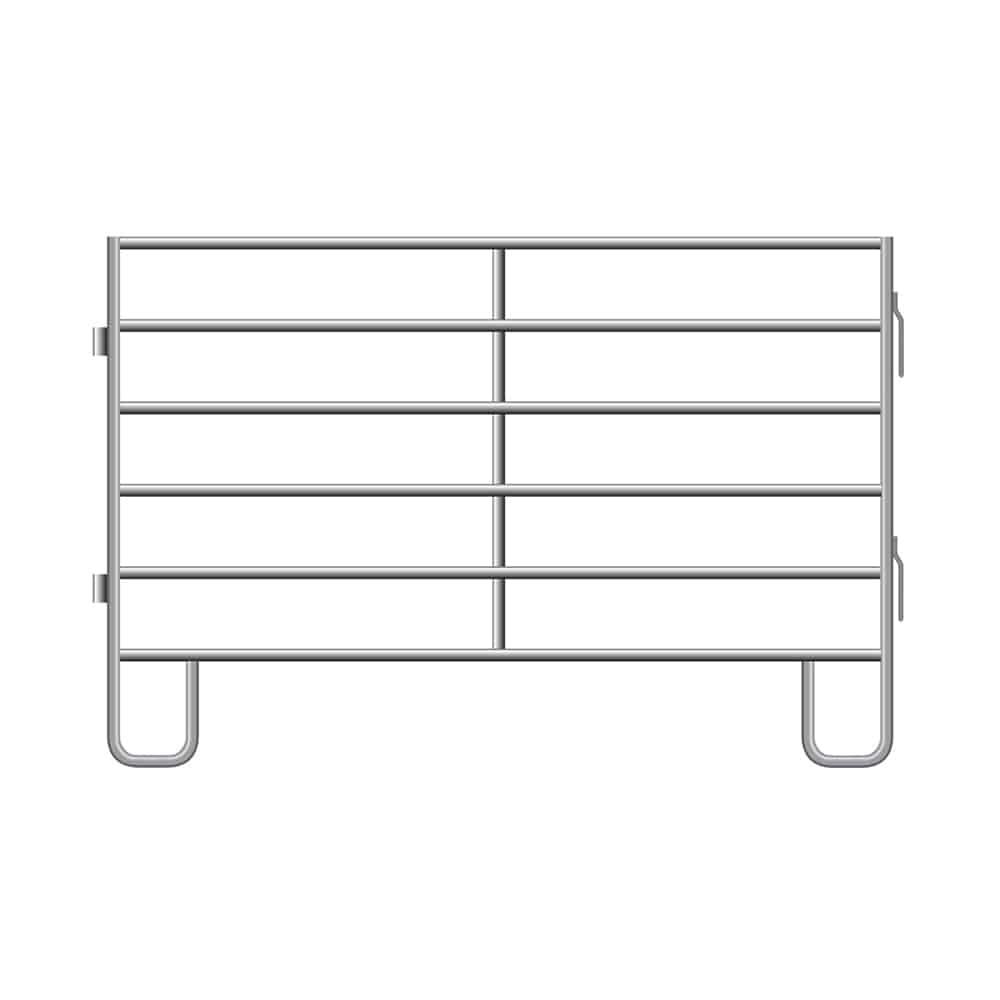 Sturdy Corral Panel 12′ x 5′